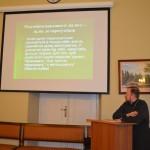 DSC 0049 150x150 Благочинний академічного храму протоієрей Назарій Лозинський провів відкриту лекцію у Школі міжрелігійної журналістики
