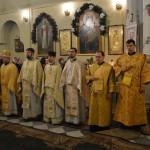 DSC 0844 150x150 Святкування Перенесення мощей святителя Іоана Золотоустого