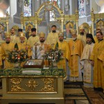DSC 1022 150x150 Святкування Перенесення мощей святителя Іоана Золотоустого