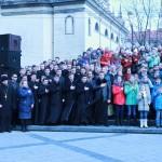 IMG 8457 150x150 Хор ЛПБА взяв участь у вшануванні Т.Г.Шевченка