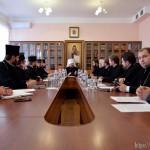 DSC 7878 150x150 Засідання Синодального управління у справах духовної освіти