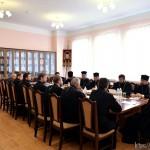 DSC 7892 150x150 Засідання Синодального управління у справах духовної освіти
