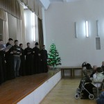 48379732 279003842810465 2315567532431376384 n 150x150 Студенти ЛПБА відвідали Львівський геріатричний пансіонат