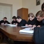 DSC 0003 150x150 Львівська православна богословська академія взяла участь у всеукраїнському переписуванні Біблії