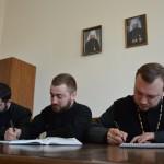 DSC 0010 150x150 Львівська православна богословська академія взяла участь у всеукраїнському переписуванні Біблії