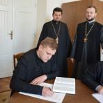 DSC 0021 150x150 Львівська православна богословська академія взяла участь у всеукраїнському переписуванні Біблії