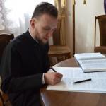 DSC 0025 150x150 Львівська православна богословська академія взяла участь у всеукраїнському переписуванні Біблії