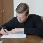 DSC 0039 150x150 Львівська православна богословська академія взяла участь у всеукраїнському переписуванні Біблії