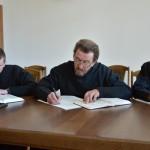 DSC 0045 150x150 Львівська православна богословська академія взяла участь у всеукраїнському переписуванні Біблії
