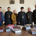 DSC 0067 150x150 Львівська православна богословська академія взяла участь у всеукраїнському переписуванні Біблії