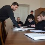 DSC 1052 150x150 Львівська православна богословська академія взяла участь у всеукраїнському переписуванні Біблії