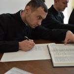 DSC 1066 150x150 Львівська православна богословська академія взяла участь у всеукраїнському переписуванні Біблії