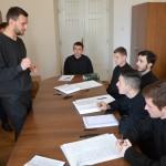 DSC 1074 150x150 Львівська православна богословська академія взяла участь у всеукраїнському переписуванні Біблії