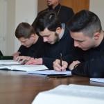 DSC 1084 150x150 Львівська православна богословська академія взяла участь у всеукраїнському переписуванні Біблії