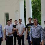 DSC 0191 150x150 Студенти ЛПБА відвідали історичні місця Черкащини