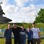 DSC 0483 150x150 Студенти ЛПБА відвідали історичні місця Черкащини