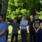 DSC 1022 150x150 Студенти ЛПБА відвідали історичні місця Черкащини