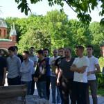 DSC 1048 150x150 Студенти ЛПБА відвідали історичні місця Черкащини