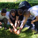 DSC 1055 150x150 Студенти ЛПБА відвідали історичні місця Черкащини