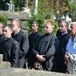 DSC 00231 150x150 ЛПБА взяла участь у поминальних заходах на Янівському кладовищі
