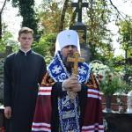 DSC 0077 150x150 ЛПБА взяла участь у поминальних заходах на Янівському кладовищі