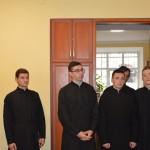 DSC 0085 150x150 Делегація ЛПБА відвідала Львівську духовну семінарію