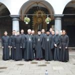 DSC 00951 150x150 Делегація ЛПБА відвідала Львівську духовну семінарію