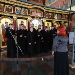 IMG 4063 150x150 Хор ЛПБА взяв участь у першому фестивалі семінарійних хорів