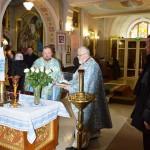 DSC 00011 150x150 ЛПБА взяла участь у храмовому святі Свято Введенської церкви смт. Брюховичі