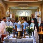 DSC 0052 150x150 ЛПБА взяла участь у храмовому святі Свято Введенської церкви смт. Брюховичі