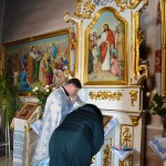 DSC 0091 150x150 ЛПБА взяла участь у храмовому святі Свято Введенської церкви смт. Брюховичі