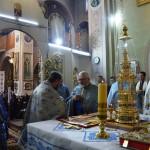 DSC 0111 150x150 ЛПБА взяла участь у храмовому святі Свято Введенської церкви смт. Брюховичі
