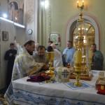 DSC 0176 150x150 ЛПБА взяла участь у храмовому святі Свято Введенської церкви смт. Брюховичі