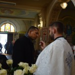 DSC 0266 150x150 ЛПБА взяла участь у храмовому святі Свято Введенської церкви смт. Брюховичі