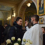 DSC 0267 150x150 ЛПБА взяла участь у храмовому святі Свято Введенської церкви смт. Брюховичі