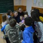 DSC 0716 150x150 У ЛПБА вперше відбувся дитячий зимовий табір   веселі канікули