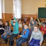 DSC 0778 150x150 У ЛПБА вперше відбувся дитячий зимовий табір   веселі канікули