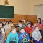 DSC 0779 150x150 У ЛПБА вперше відбувся дитячий зимовий табір   веселі канікули