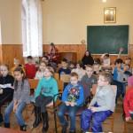 DSC 0783 150x150 У ЛПБА вперше відбувся дитячий зимовий табір   веселі канікули