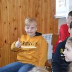 DSC 0787 150x150 У ЛПБА вперше відбувся дитячий зимовий табір   веселі канікули