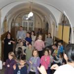 DSC 0807 150x150 У ЛПБА вперше відбувся дитячий зимовий табір   веселі канікули