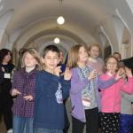 DSC 0808 150x150 У ЛПБА вперше відбувся дитячий зимовий табір   веселі канікули