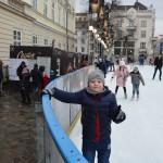 DSC 0832 150x150 У ЛПБА вперше відбувся дитячий зимовий табір   веселі канікули