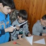 DSC 0879 150x150 У ЛПБА вперше відбувся дитячий зимовий табір   веселі канікули