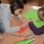DSC 0890 150x150 У ЛПБА вперше відбувся дитячий зимовий табір   веселі канікули
