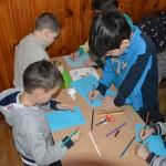 DSC 0891 150x150 У ЛПБА вперше відбувся дитячий зимовий табір   веселі канікули