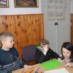 DSC 0893 150x150 У ЛПБА вперше відбувся дитячий зимовий табір   веселі канікули