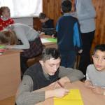 DSC 0899 150x150 У ЛПБА вперше відбувся дитячий зимовий табір   веселі канікули