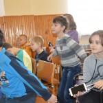 DSC 1045 150x150 У ЛПБА вперше відбувся дитячий зимовий табір   веселі канікули