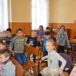DSC 1050 150x150 У ЛПБА вперше відбувся дитячий зимовий табір   веселі канікули